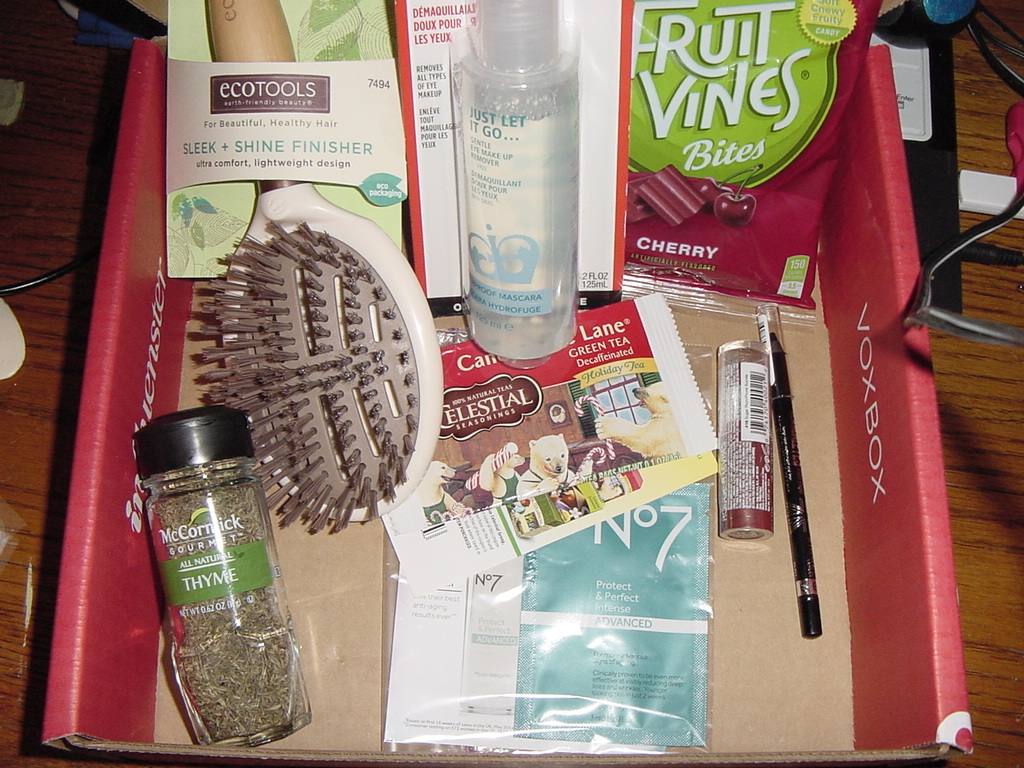 My FrostyVoxBox from Influenster