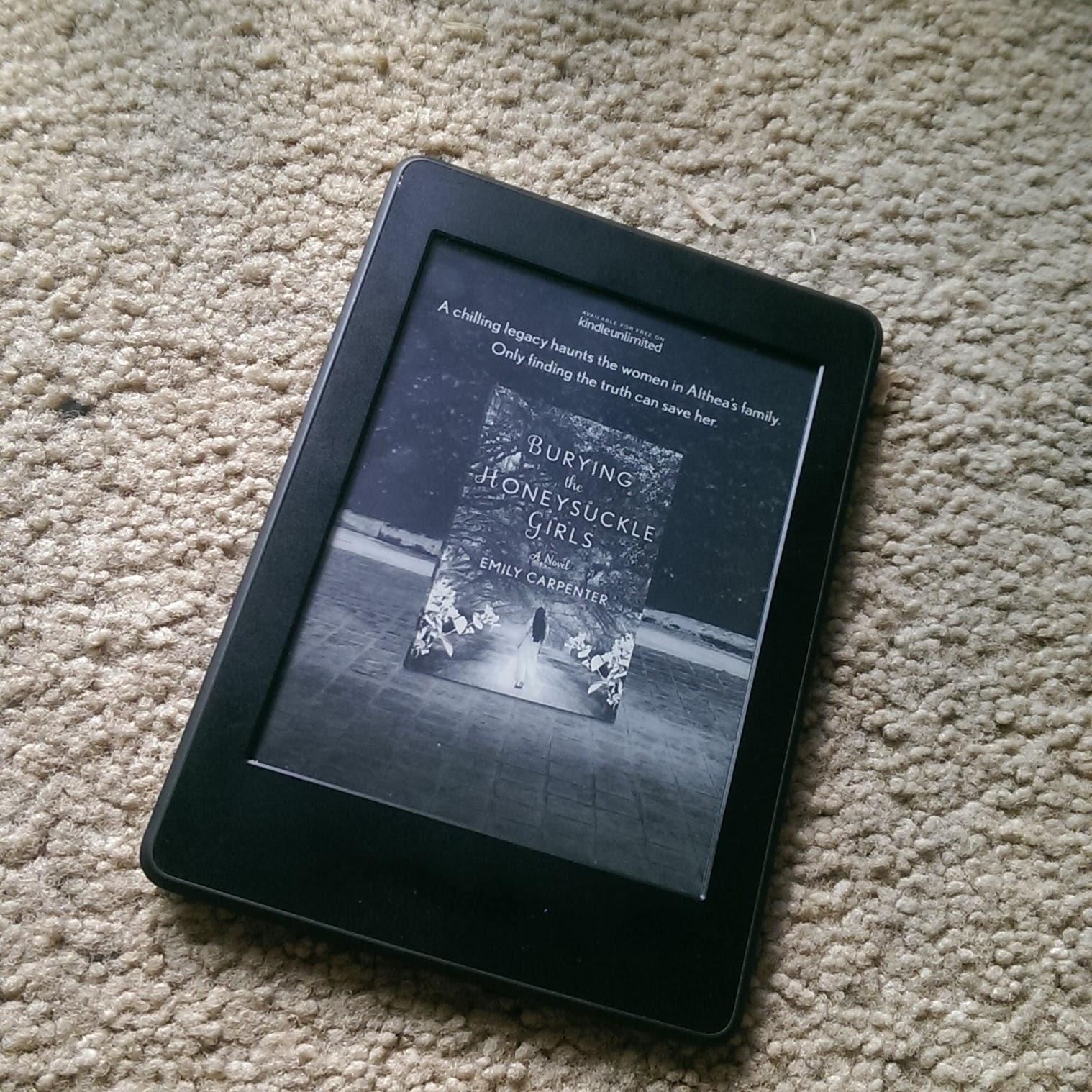 Whaaaaaaat? A Kindle Paper White!